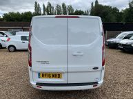 FORD TRANSIT CUSTOM 290 LIMITED SWB *6 SEAT CREWVAN* 2.2 TDCI 125 *6 SPEED!!! - 1330 - 28