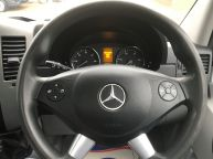 MERCEDES BENZ SPRINTER 313 CDI XLWB 14FT 4IN DROPSIDE 6 SPEED **ALLOY BODY!!! - 1097 - 7