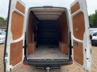 VOLKSWAGEN CRAFTER CR35 MWB HIGH ROOF 2.0 TDI BLUE TECH *6 SPEED!!! - 1310 - 19