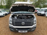 VOLKSWAGEN CRAFTER CR35 LWB *CRUISE CONTROL* HIGH ROOF 2.0 TDI  - 1262 - 18