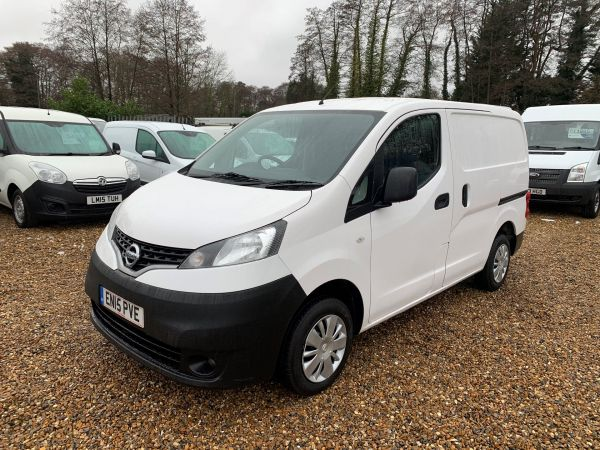 Used NISSAN NV200 in Woking Surrey for sale