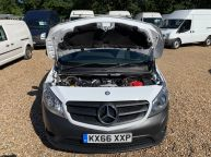 MERCEDES BENZ CITAN 109 CDI LWB **ULEZ COMPLIANT** 1.5 BLUEEFFICIENCY. - 1278 - 21