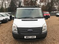 FORD TRANSIT 350 SINGLE CAB TIPPER WITH TOOLBOX **BRAND NEW BODY** 2.2 TDCI *6 SPEED!!!  - 1139 - 14