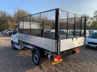 MERCEDES BENZ SPRINTER 313 CDI MWB *AUTOMATIC* NEW TIPPER BODY WITH CAGE *CHOICE OF 3!!! - 1239 - 3
