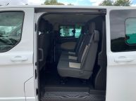 FORD TRANSIT CUSTOM 290 LIMITED SWB *6 SEAT CREWVAN* 2.2 TDCI 125 *6 SPEED!!! - 1330 - 18