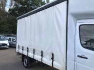 MERCEDES BENZ SPRINTER 313 CDI LWB 14FT CURTAINSIDER WITH BARN DOORS!!! - 852 - 15