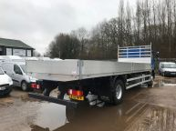 MERCEDES BENZ AXOR 1824 EURO 5 *BRAND NEW BODY* 26 FT ALLOY DROPSIDE - 908 - 23