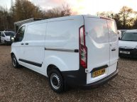 FORD TRANSIT CUSTOM 310 SWB **AIR CON** LOW ROOF L1H1 2.2 TDCI *6 SPEED!!! - 1147 - 25