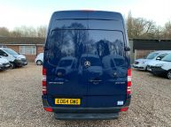MERCEDES BENZ SPRINTER 313 CDI MWB HIGH ROOF 130 BHP 6 SPEED *CRUISE CONTROL!!!  - 1167 - 20