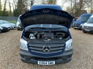 MERCEDES BENZ SPRINTER 313 CDI MWB HIGH ROOF 130 BHP 6 SPEED *CRUISE CONTROL!!!  - 1167 - 18