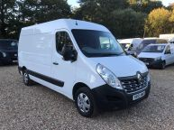 RENAULT MASTER MM35 L2H2 MWB **AIR CON** BUSINESS PLUS 2.3 DCI *6 SPEED!!! - 1093 - 3