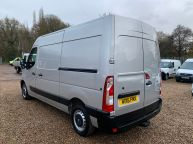 VAUXHALL MOVANO  3500 MWB **AIR CON** MEDIUM ROOF 2.3 CDTI *6 SPEED!!! - 1434 - 27