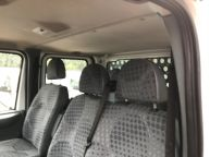 FORD TRANSIT 350 E/F LWB CREWCAB DROPSIDE WITH CAGE 2.4 TDCI *AIR CON!!! - 994 - 10