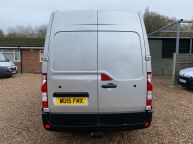 VAUXHALL MOVANO  3500 MWB **AIR CON** MEDIUM ROOF 2.3 CDTI *6 SPEED!!! - 1434 - 28