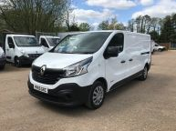 RENAULT TRAFIC LL29 DCI LWB **6 SPEED** L2 H1 EURO 5 BUSINESS 115BHP!!! - 992 - 1