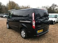 FORD TRANSIT CUSTOM 270 SWB LIMITED **AIR CON** 125BHP 2.2 TDCI *Sorry Now Sold!!! - 1153 - 25