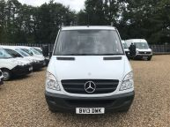 MERCEDES BENZ SPRINTER 313 CDI MWB DOUBLE CAB TIPPER **Sorry Now Sold!!! - 1058 - 19