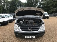 MERCEDES BENZ SPRINTER 313 CDI MWB DOUBLE CAB TIPPER **Sorry Now Sold!!! - 1058 - 25