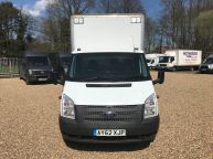 FORD TRANSIT 350 EF LWB *155BHP* BOX WITH TAILLIFT 2.2 TDCI *6 SPEED!!! - 974 - 15