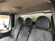FORD TRANSIT 350 SINGLE CAB TIPPER WITH TOOLBOX **BRAND NEW BODY** 2.2 TDCI *6 SPEED!!!  - 1139 - 11