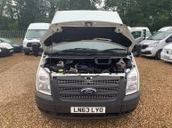 FORD TRANSIT 350 *6 SEAT CREWVAN* LWB MEDIUM ROOF 2.2 TDCI *6 SPEED!!! - 1288 - 21
