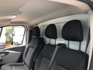 RENAULT TRAFIC LL29 DCI LWB **6 SPEED** L2 H1 EURO 5 BUSINESS 115BHP!!! - 992 - 10