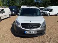 MERCEDES BENZ CITAN 109 CDI LWB **ULEZ COMPLIANT** 1.5 BLUEEFFICIENCY. - 1278 - 17