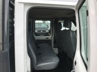 FORD TRANSIT 350 E/F LWB CREWCAB DROPSIDE WITH CAGE 2.4 TDCI *AIR CON!!! - 994 - 16