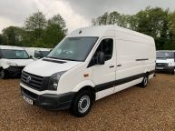 VOLKSWAGEN CRAFTER CR35 LWB *CRUISE CONTROL* HIGH ROOF 2.0 TDI  - 1262 - 1