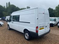 FORD TRANSIT 350 *6 SEAT CREWVAN* LWB MEDIUM ROOF 2.2 TDCI *6 SPEED!!! - 1288 - 22