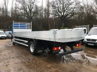 MERCEDES BENZ AXOR 1824 EURO 5 *BRAND NEW BODY* 26 FT ALLOY DROPSIDE - 908 - 21