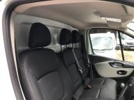 RENAULT TRAFIC LL29 DCI LWB **6 SPEED** L2 H1 EURO 5 BUSINESS 115BHP!!! - 992 - 11