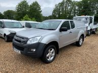 ISUZU D-MAX EXTENDED CAB **AIR CON** 4X4 2.5 TD 165 BHP **HARDTOP CANAPY!!! - 1285 - 1
