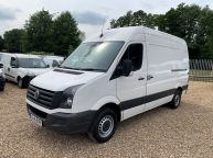VOLKSWAGEN CRAFTER CR35 MWB HIGH ROOF 2.0 TDI BLUE TECH *6 SPEED!!! - 1310 - 1