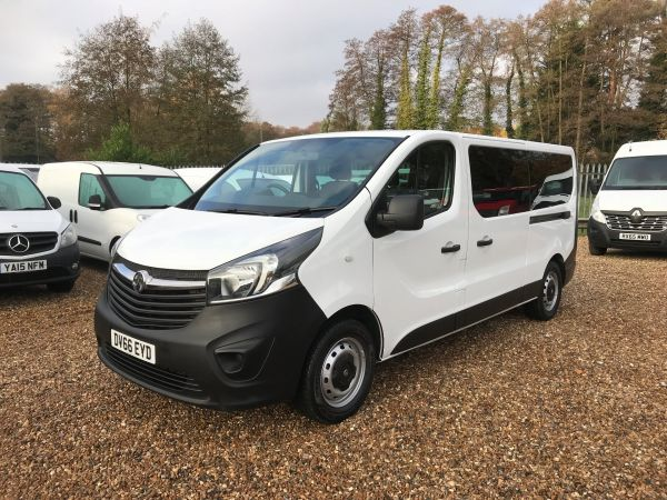 Used VAUXHALL VIVARO in Woking Surrey for sale