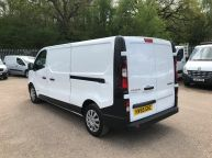 RENAULT TRAFIC LL29 DCI LWB **6 SPEED** L2 H1 EURO 5 BUSINESS 115BHP!!! - 992 - 18