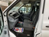 FORD TRANSIT 350 L3H2 LWB MESS VAN WITH TOILET **ONLY 9700 MILES** 2.2 TDCI *6 SPEED!!! - 1200 - 9