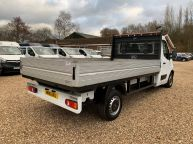 RENAULT MASTER LL35 LWB DROPSIDE 2.3 DCI 125 BHP BUSINESS *6 SPEED!!! - 1211 - 24