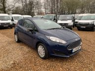 FORD FIESTA 1.6 TDCI **ONLY 32000 MILES** ECONETIC *Rear Parking Sensors!!! - 1245 - 3