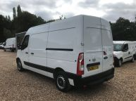 NISSAN NV400 2.3 DCI MWB L2H2 *ONLY 36600 MILES* HIGH ROOF SE **6 SPEED!!! - 1090 - 21