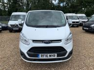 FORD TRANSIT CUSTOM 290 LIMITED SWB *6 SEAT CREWVAN* 2.2 TDCI 125 *6 SPEED!!! - 1330 - 17