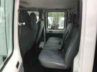 FORD TRANSIT 350 E/F LWB CREWCAB DROPSIDE WITH CAGE 2.4 TDCI *AIR CON!!! - 994 - 13