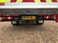 FORD TRANSIT 350 EF LWB DROPSIDE WITH TAIL LIFT 2.2 TDCI 125BHP *6 SPEED!!!  - 1137 - 19