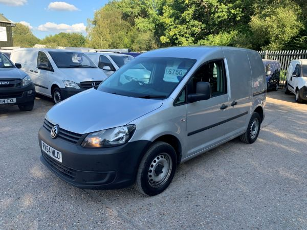 Used VOLKSWAGEN CADDY in Woking Surrey for sale