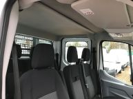 FORD TRANSIT 350 DOUBLE CAB TIPPER 125 BHP 2.2 TDCI **6 SPEED!!! - 1129 - 11
