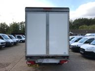 MERCEDES BENZ SPRINTER 313 CDI LWB 14FT CURTAINSIDER WITH BARN DOORS!!! - 852 - 19