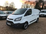 FORD TRANSIT CUSTOM 310 SWB **AIR CON** LOW ROOF L1H1 2.2 TDCI *6 SPEED!!! - 1147 - 1