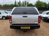 ISUZU D-MAX EXTENDED CAB **AIR CON** 4X4 2.5 TD 165 BHP **HARDTOP CANAPY!!! - 1285 - 21