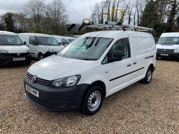 Used VOLKSWAGEN CADDY MAXI in Woking Surrey for sale