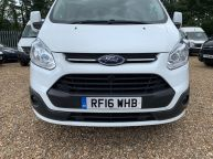 FORD TRANSIT CUSTOM 290 LIMITED SWB *6 SEAT CREWVAN* 2.2 TDCI 125 *6 SPEED!!! - 1330 - 23
